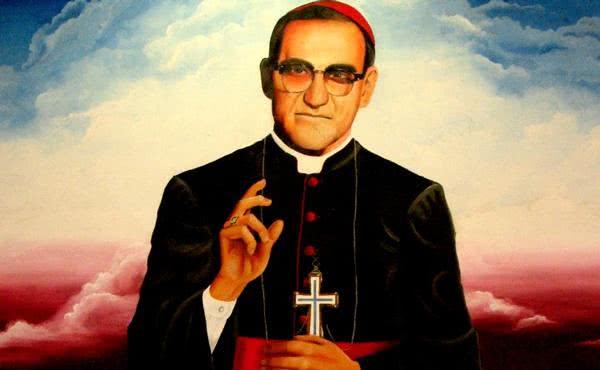 Heilige Oscar Romero en de heilige Jozefmaria
