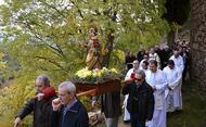 """La Fiesta de la Rosa de Rialb, donde """"recomenzó el Opus Dei"""""""