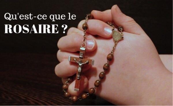 Opus Dei - Qu'est-ce que le rosaire ?