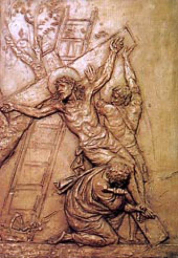 Morte de Jesus na Cruz