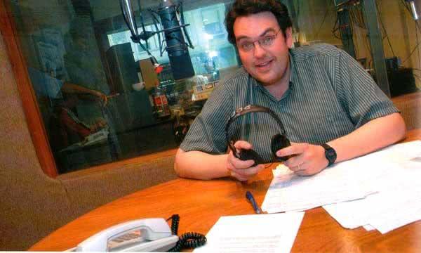 O melhor co-roteirista de rádio