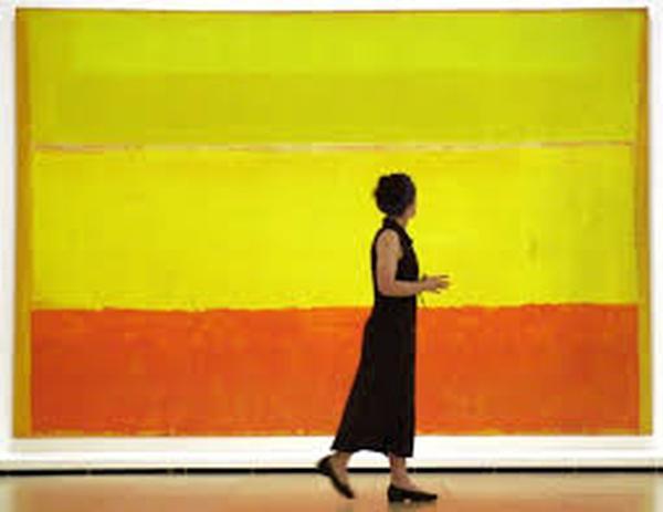 Nafarroako 1.500 ikaslek Rothko.50 proiektuan