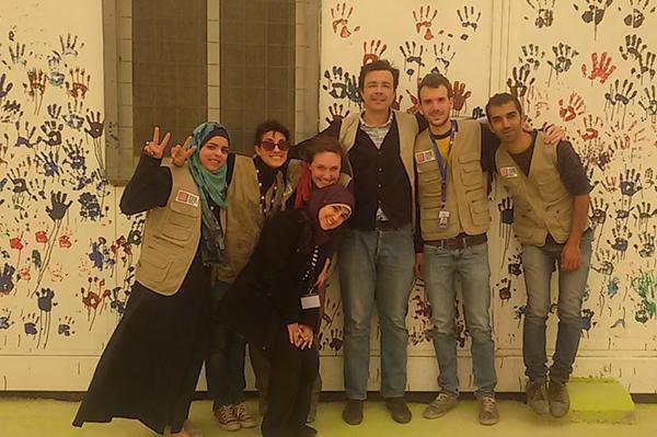 Opus Dei - De Barcelona a Beirut per treballar amb refugiats