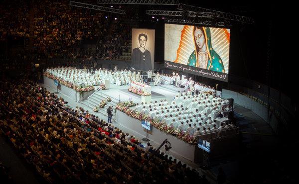 Pal. Gvadalupės beatifikacija lietuvių akimis