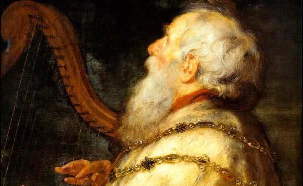 Exemples de foi (3) : David, un homme selon le coeur de Dieu