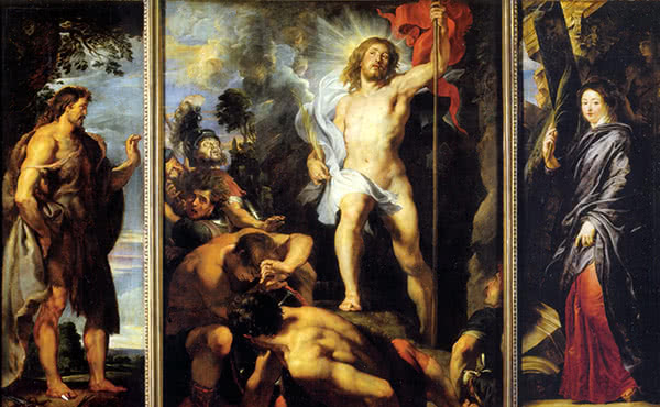 Opus Dei - Domingo de Páscoa