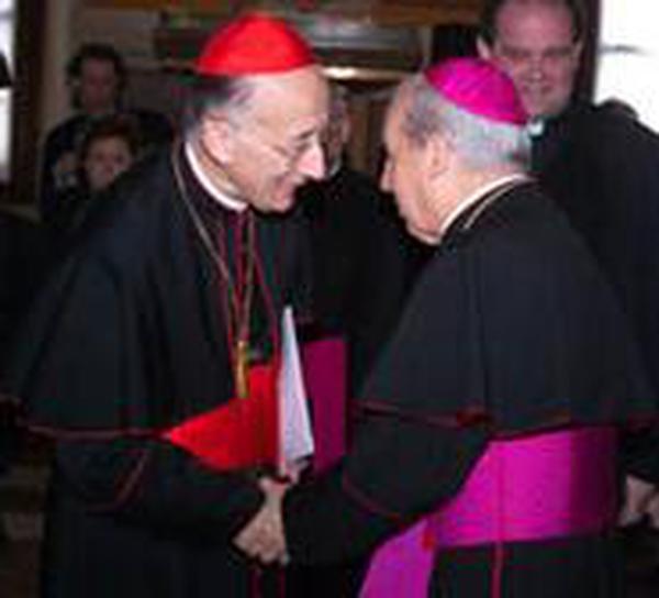 Le diocèse de Rome commence l'étude de la cause de canonisation d'Alvaro del Portillo