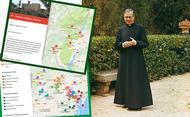18 rutas de san Josemaría en Cataluña
