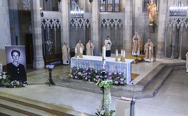 Opus Dei - Missa d'acció de gràcies per la beatificació de Guadalupe a Sabadell
