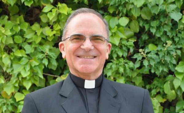 Opus Dei - El murciano Ginés José Pérez será ordenado sacerdote a los 59 años