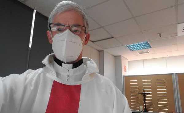 Opus Dei - «Entro cada día en Ifema como a una catedral»
