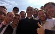 «Ser sacerdote es ser Cristo entre los hombres»