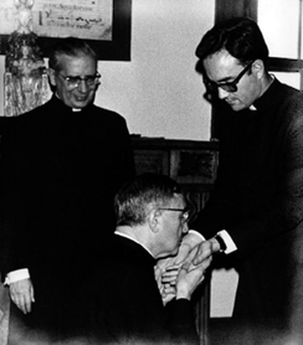 Der Priester soll einzig und allein Priester sein