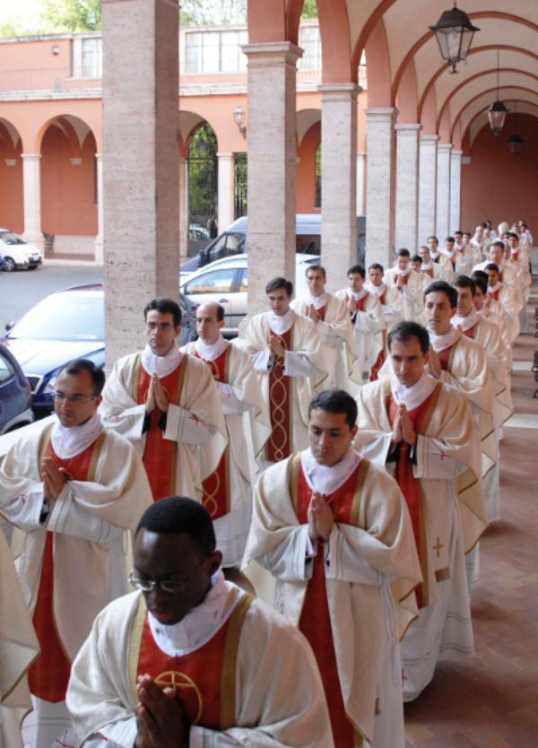 Fotos der Priesterweihe 2010