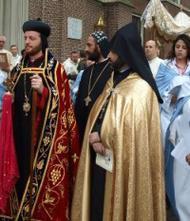 Amsterdamse sacramentsprocessie trekt mensen van buiten de hoofdstad
