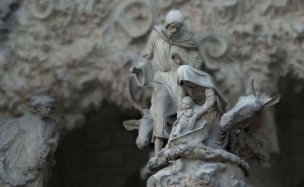 Vols celebrar la festivitat de la Sagrada Família?