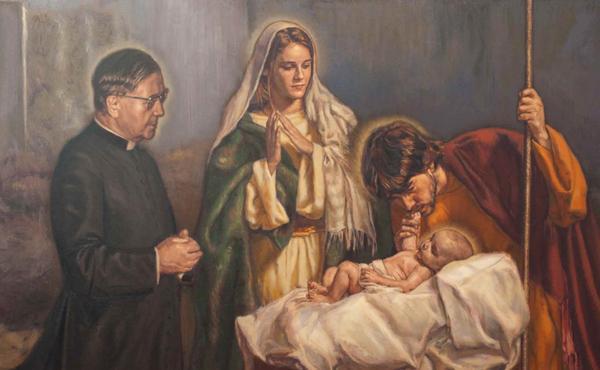 Poświęcenie rodzin członków Opus Dei