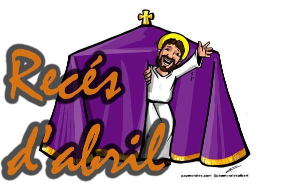 Opus Dei - Recés del mes d'abril