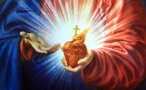 Festa del Sagrat Cor de Jesús