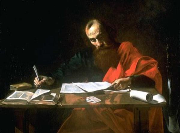 Fin de l'année saint Paul