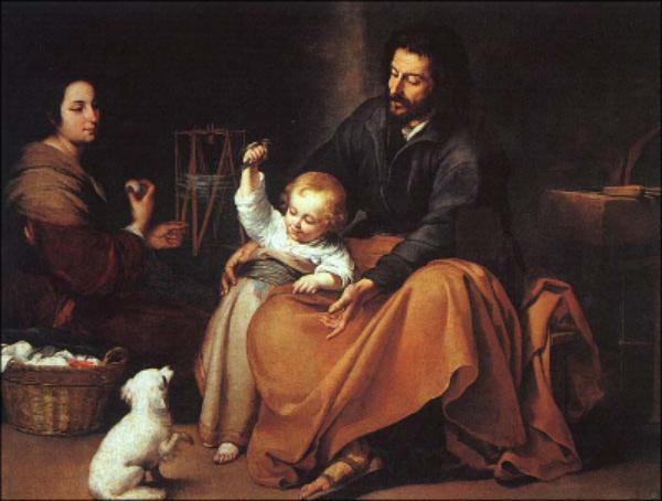 Saint Joseph, « ombre du Père »