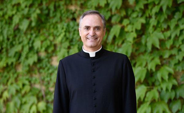 Opus Dei - Entrevista a Santiago Altieri, nuevo sacerdote del Opus Dei