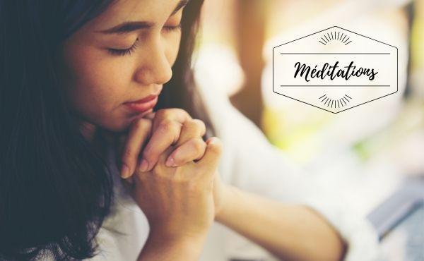 Méditation : Samedi de la 7ème semaine de Pâques