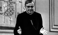 Se cumplen 70 años de la llegada se san josemaria a Roma