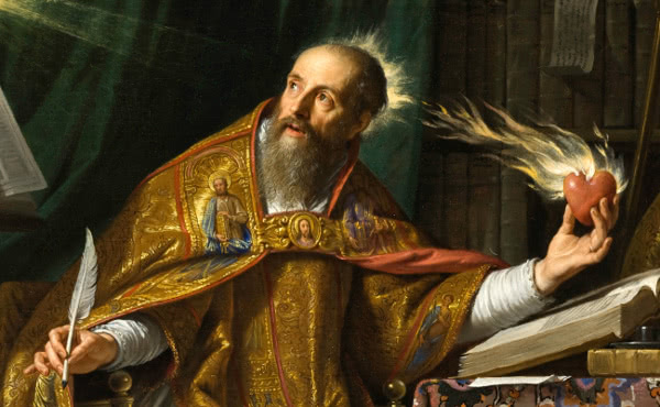 Resultado de imagen de san agustín