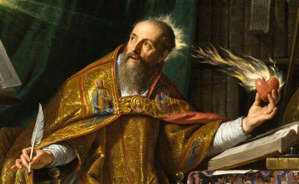 Opus Dei - Saint Augustine of Hippo