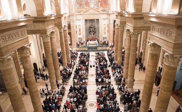 Opus Dei - Las reliquias de san Josemaría vuelven a Santa María de la Paz
