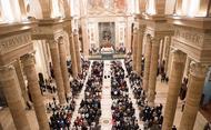 Las reliquias de san Josemaría vuelven a Santa María de la Paz