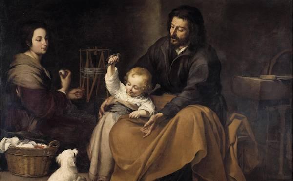 San Giuseppe e la sua croce