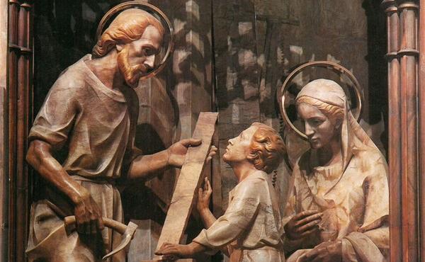 Opus Dei - En la fiesta de San José