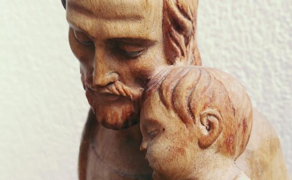 """eBook - """"Avec un cœur de père"""". Le Pape lance une Année de saint Joseph"""