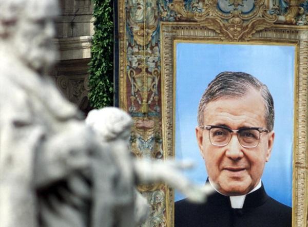 Opus Dei - Canonizzazione di Josemaría Escrivá