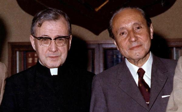 Opus Dei - El primer encuentro de Tomás con San Josemaría
