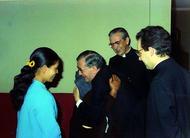 """""""Dos temas capitales: ellas y los sacerdotes""""."""