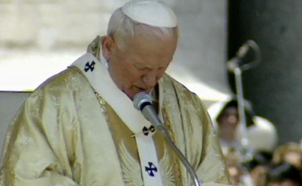 Opus Dei - Juan Pablo II habla de San Josemaría