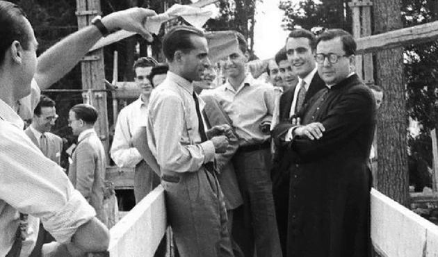 Opus Dei - Il mio primo incontro con san Josemaría