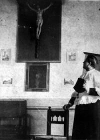 San Josemaría en el Seminario San Carlos