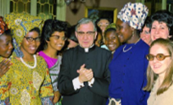 O Senhor queria que houvesse mulheres no Opus Dei