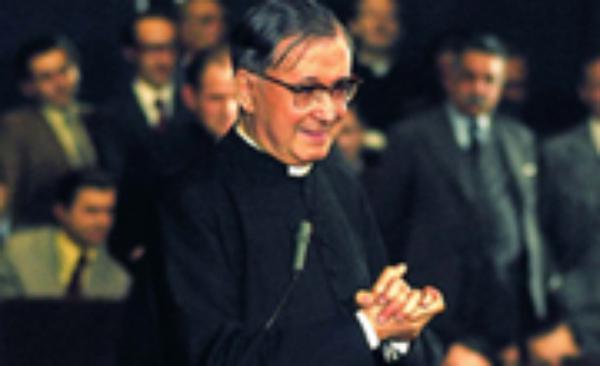 Josemaria Escriva wierzył w człowieka