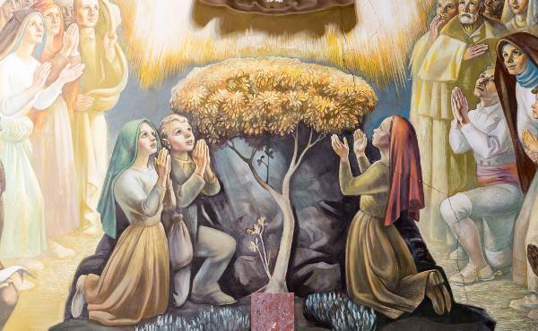 Saint Josemaria and Our Lady of Fatima