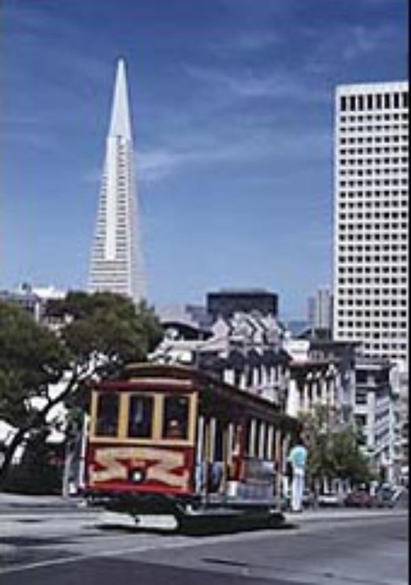 California, en el barrio chino de San Francisco