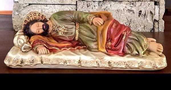 Posłuszeństwo św. Józefa
