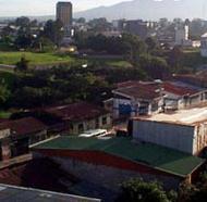 Costa Rica: um grupo de estudantes inicia um novo trabalho social