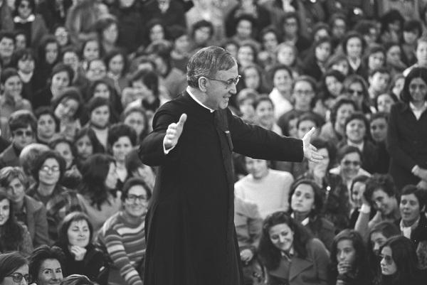 "Opus Dei - ""San Josemaría: Un hombre que sabía perdonar"""