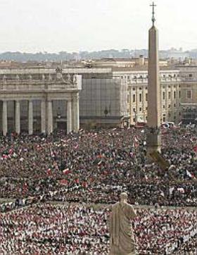 Unione con il Papa e con i vescovi