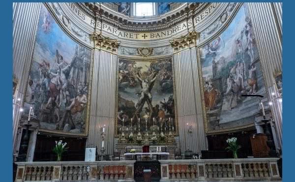 Opus Dei - 30.XI - św. Andrzeja Apostoła